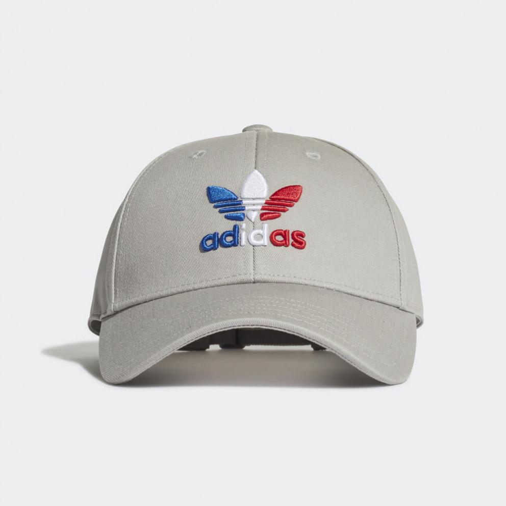 adidas Originals Tricolor Trefoil Baseball Καπέλο