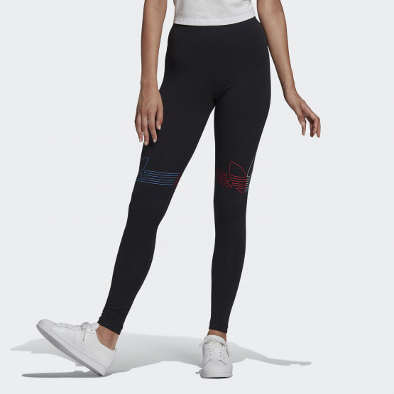 adidas Originals Adicolor Tricolor Γυναικείο Κολάν