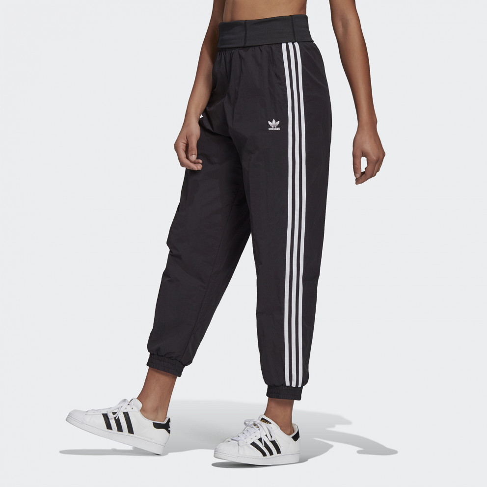 Labe deseo Susceptibles a  adidas Originals Adicolor Classics Double-Waistband Women's Track Pants  Black GN2868