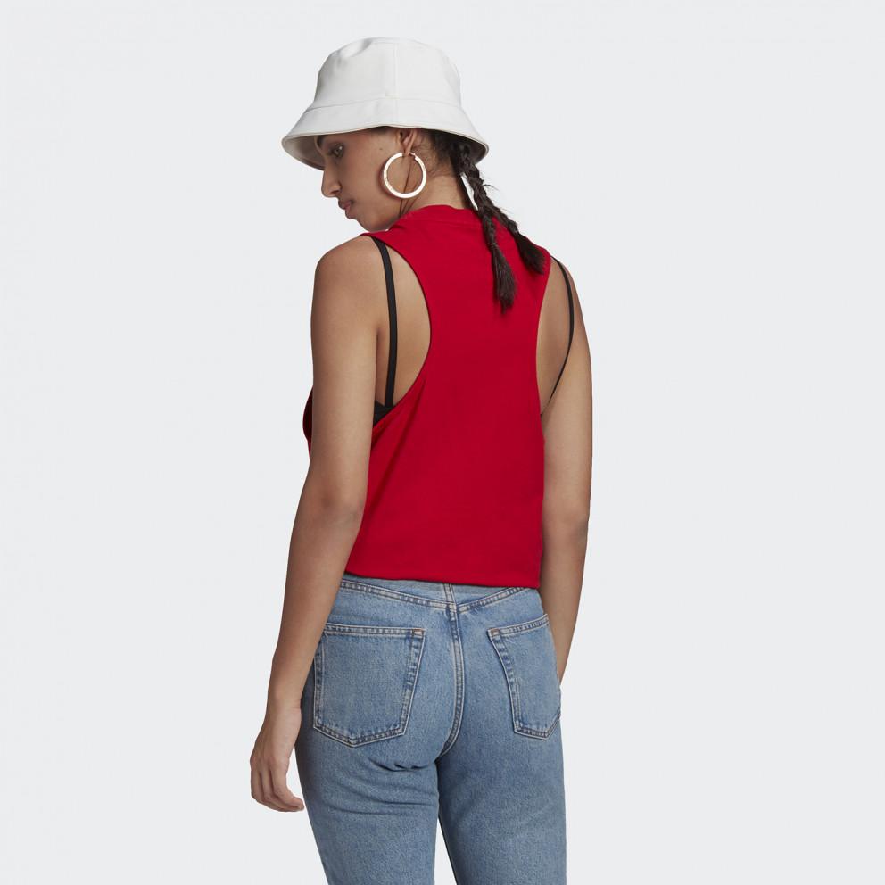 adidas Originals Adicolor Classics Γυναικεία Αμάνικη Μπλούζα