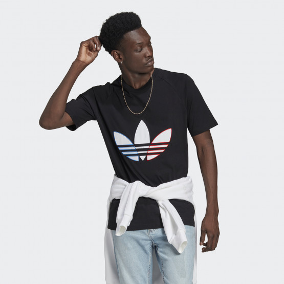 adidas Originals Adicolor Tricolor Ανδρικό T-Shirt photo