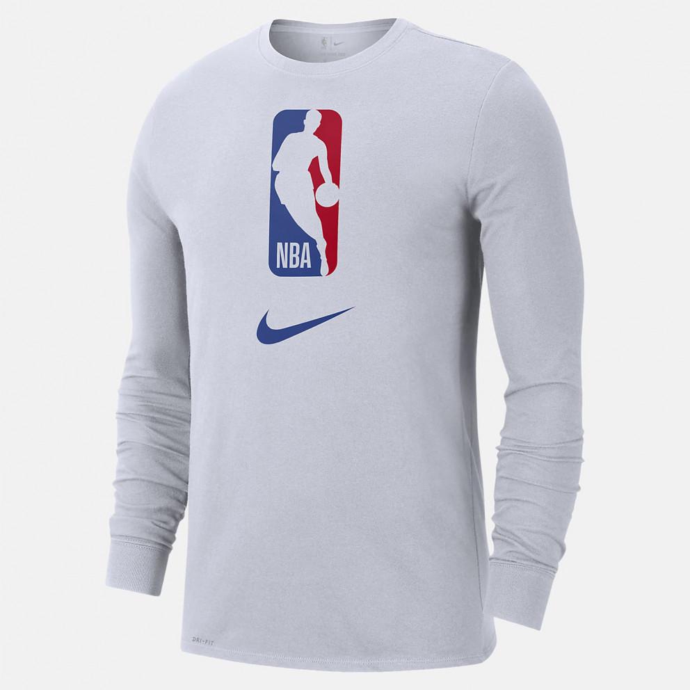 Nike Dri-FIT NBA Team 31 Ανδρική Μακρυμάνικη Μπλούζα