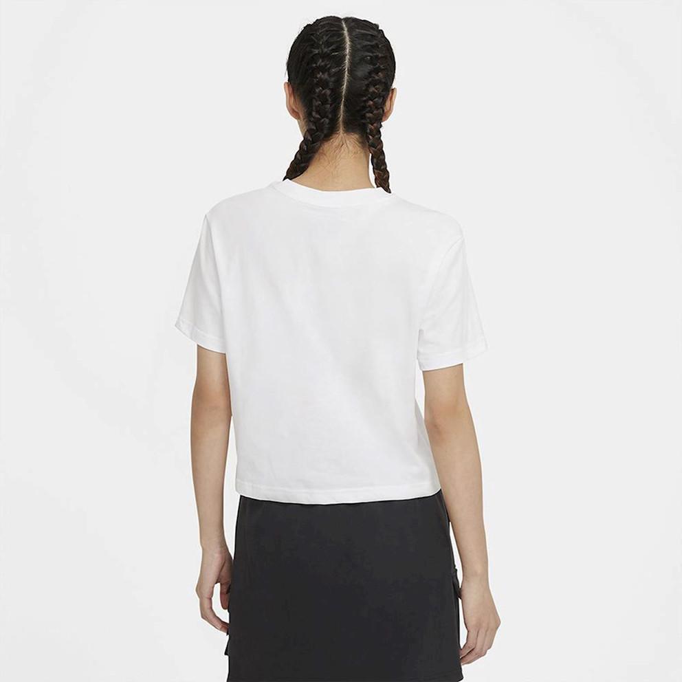 Nike Sportswear Swoosh Γυναικείο T-Shirt