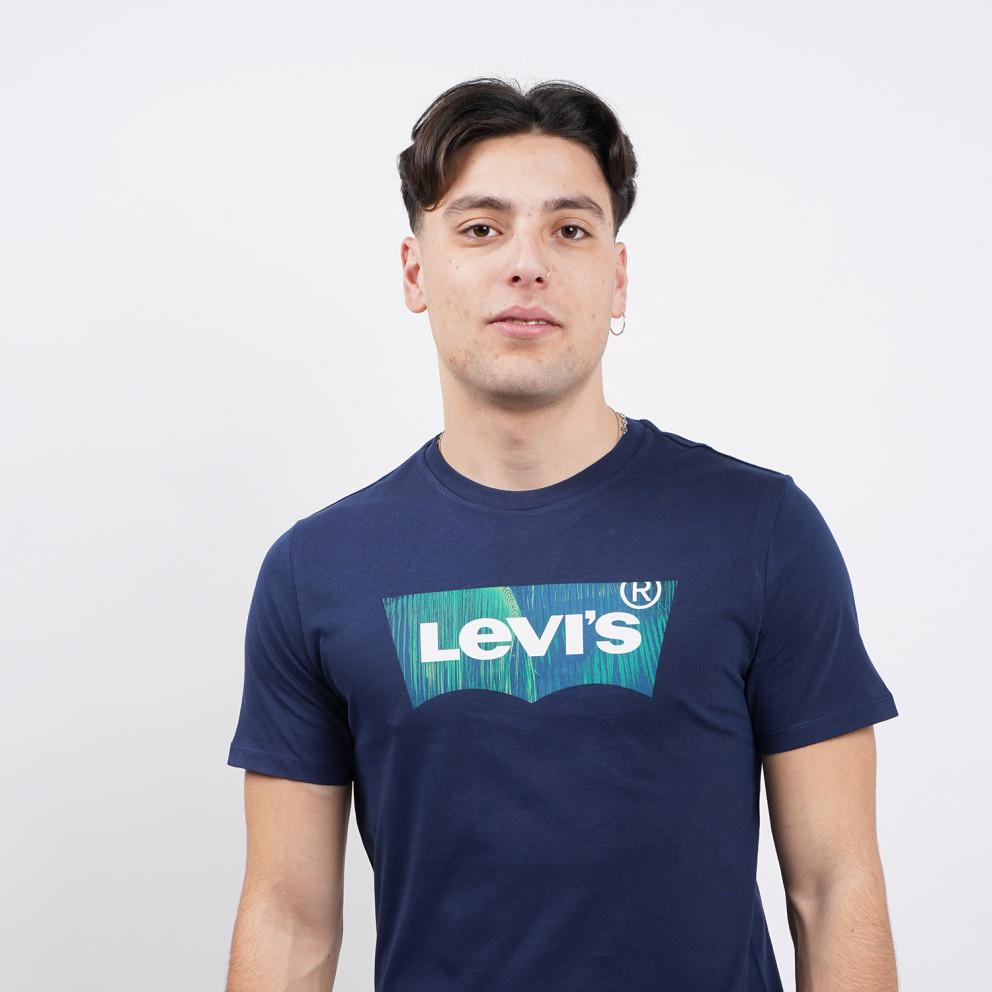 Levi's Graphic Crewneck Lsecore Ανδρική Μπλούζα
