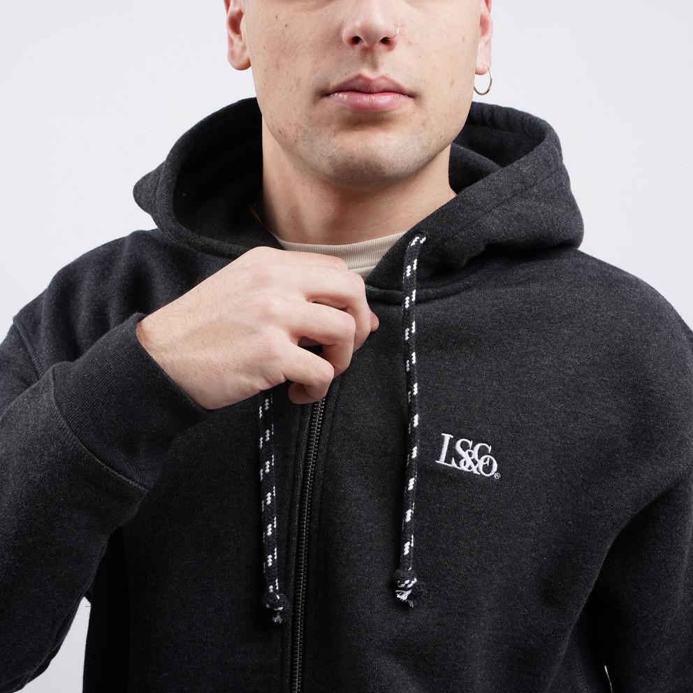 Levi's Premium Heavyweight Zip Up Ανδρική Ζακέτα