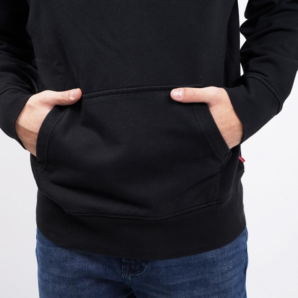 Levi's 90s Serif Logo Ανδρική Μπλούζα με Κουκούλα