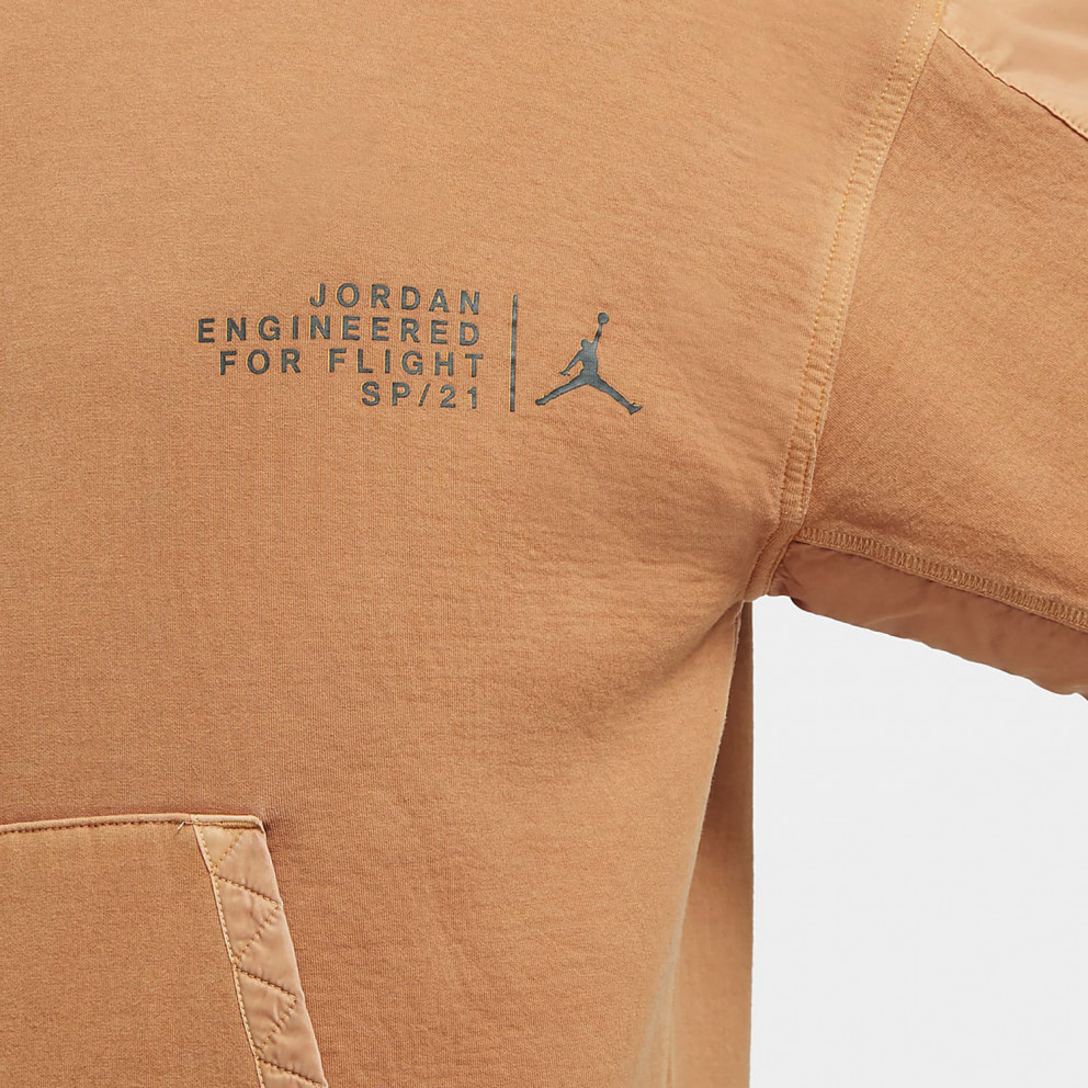 Jordan 23Engineered Fleece Pullover Ανδρικό Φούτερ με Κουκούλα