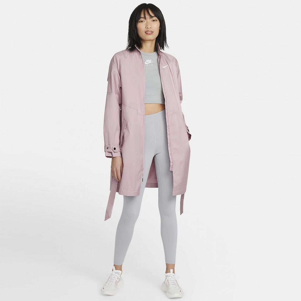 Nike Sportswear Windrunner Trench Γυναικείο Αντιανεμικό Μπουφάν