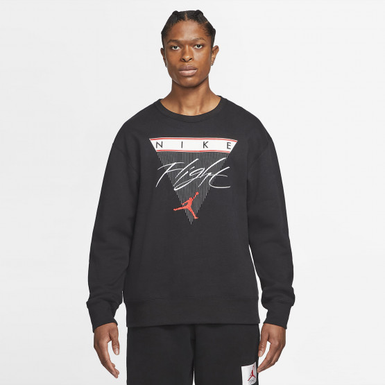Jordan Flight Fleece Graphic Men's Sweatshirt