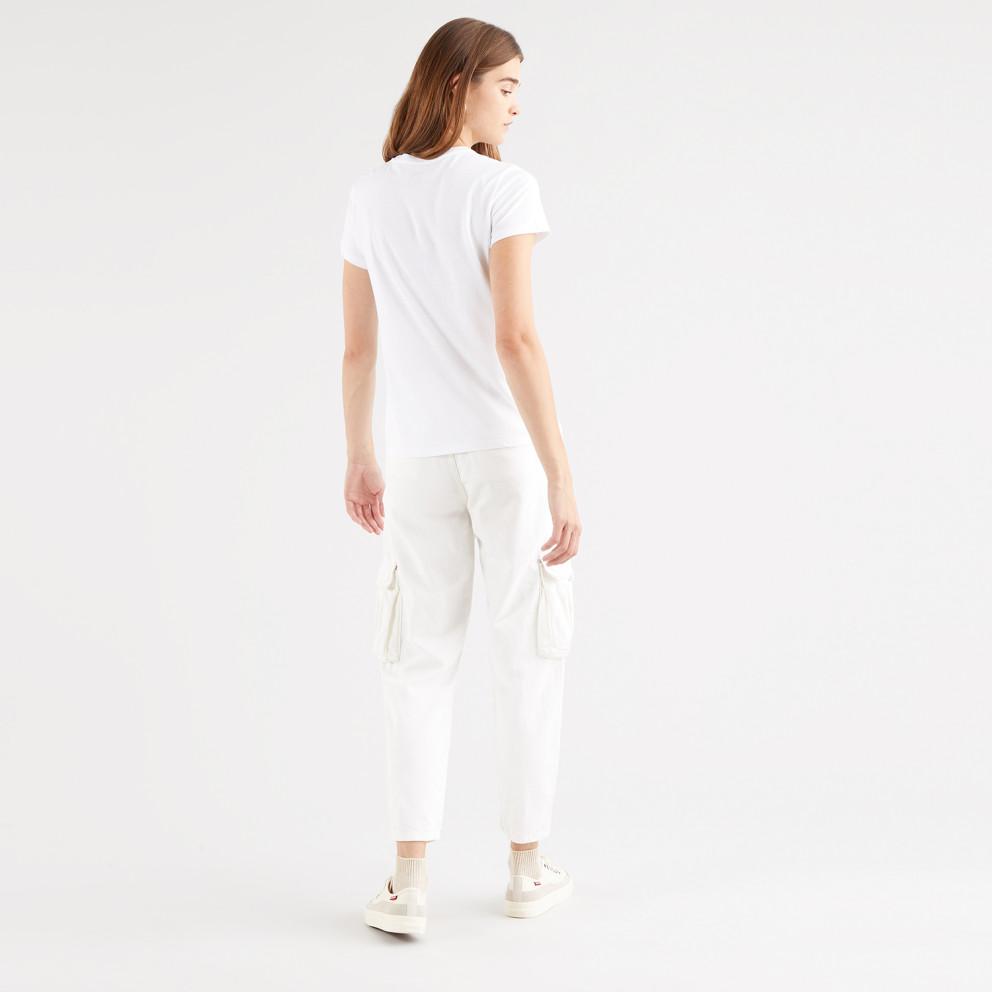 Levis The Perfect Tee New Logo Γυναικεία Μπλούζα
