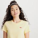 Levis Perfect Tee Lemon Meringue Γυναικείο T-shirt
