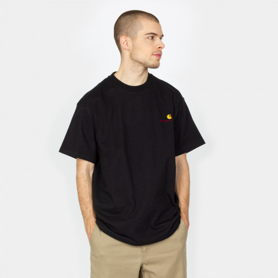 Carhartt WIP S/S American Script Men's T-shirt