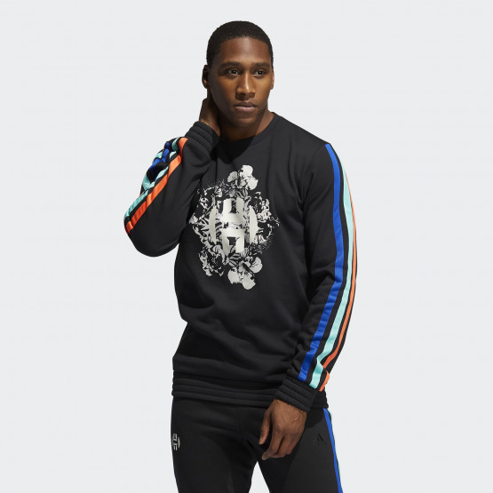 adidas Performance Harden Fleece Ανδρικό Φούτερ