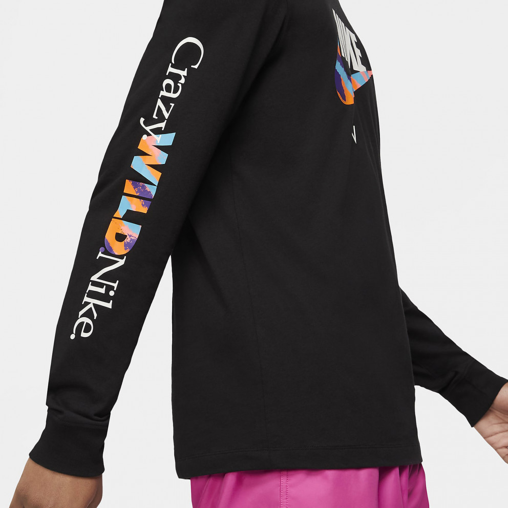 Nike Sportswear Wild Futura Ανδρικό T-shirt