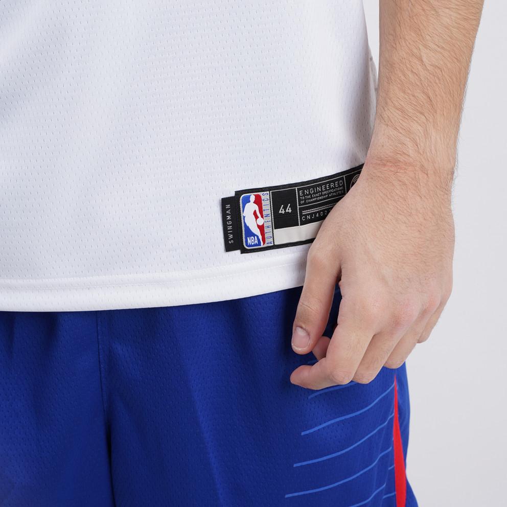 Nike NBA Kawhi Leonard Los Angeles Clippers Association Edition Men's Jersey