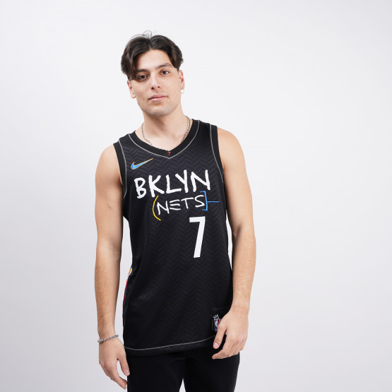 Nike NBA Kevin Durant Brooklyn Nets City Edition Swingman Men's Jersey
