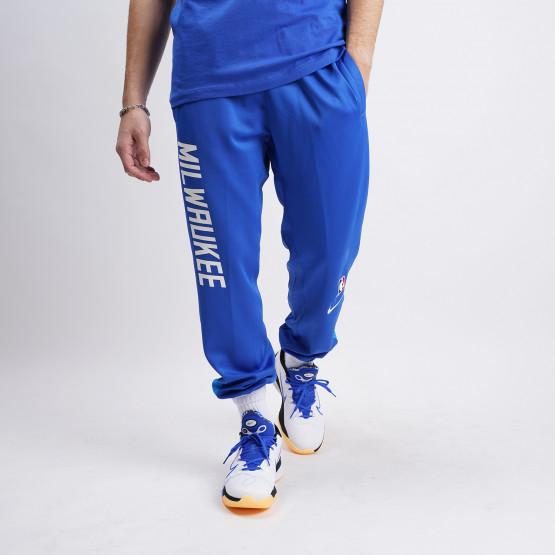 Nike Therma Flex NBA Milwaukee Bucks Showtime City Edition Ανδρική Φόρμα