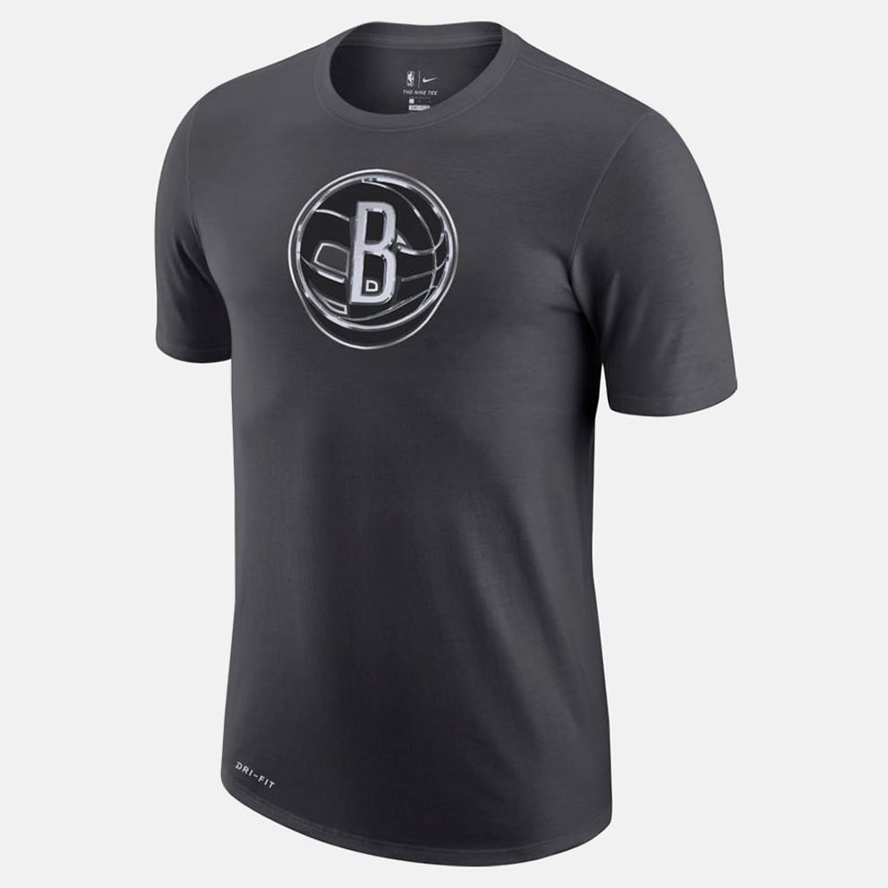 Nike Brooklyn Nets Dri-FIT Ανδρικό T-Shirt