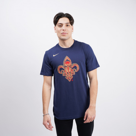 Nike New Orleans Pelicans Ανδρικό T-Shirt