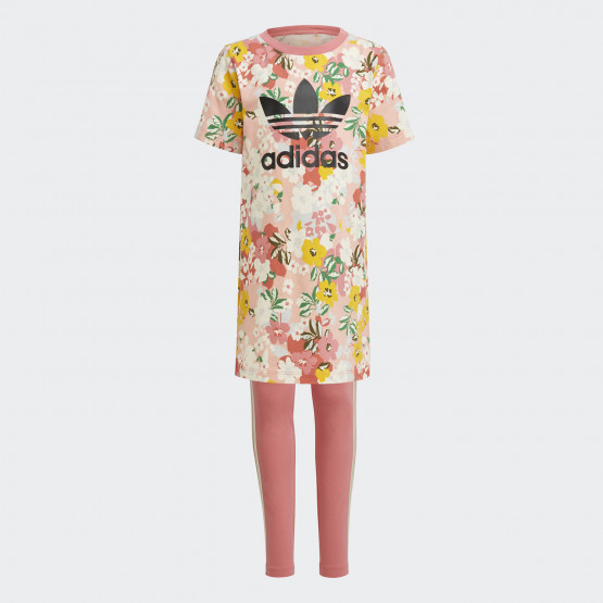 adidas Originals Her Studio London Floral Παιδικό Σετ