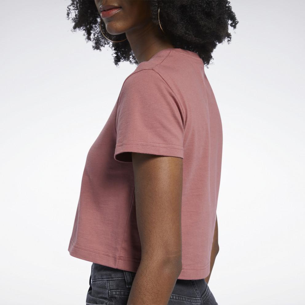 Reebok Classics Foundation Big Logo Γυναικεία Μπλούζα