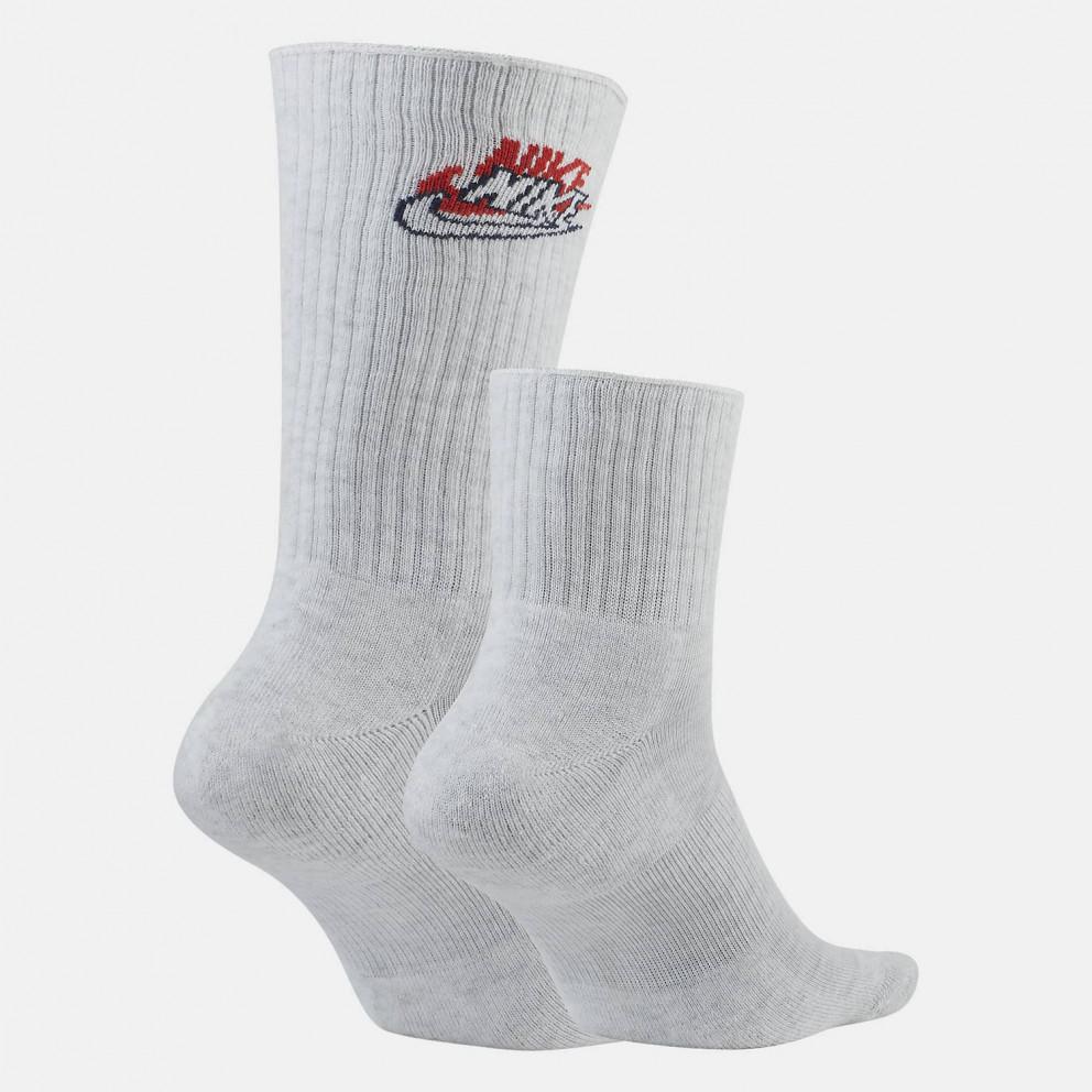 Nike Heritage Κάλτσες 2-Pack
