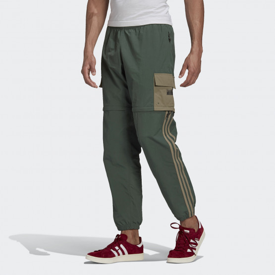 adidas Originals R.Y.V. Utility Men's 2-in-1 Cargo Pants-Shorts