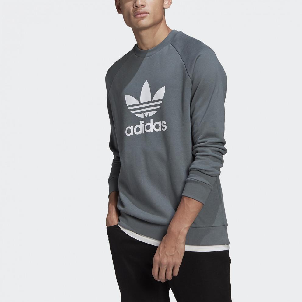 adidas Originals Trefoil Ανδρική Μπλούζα Φούτερ