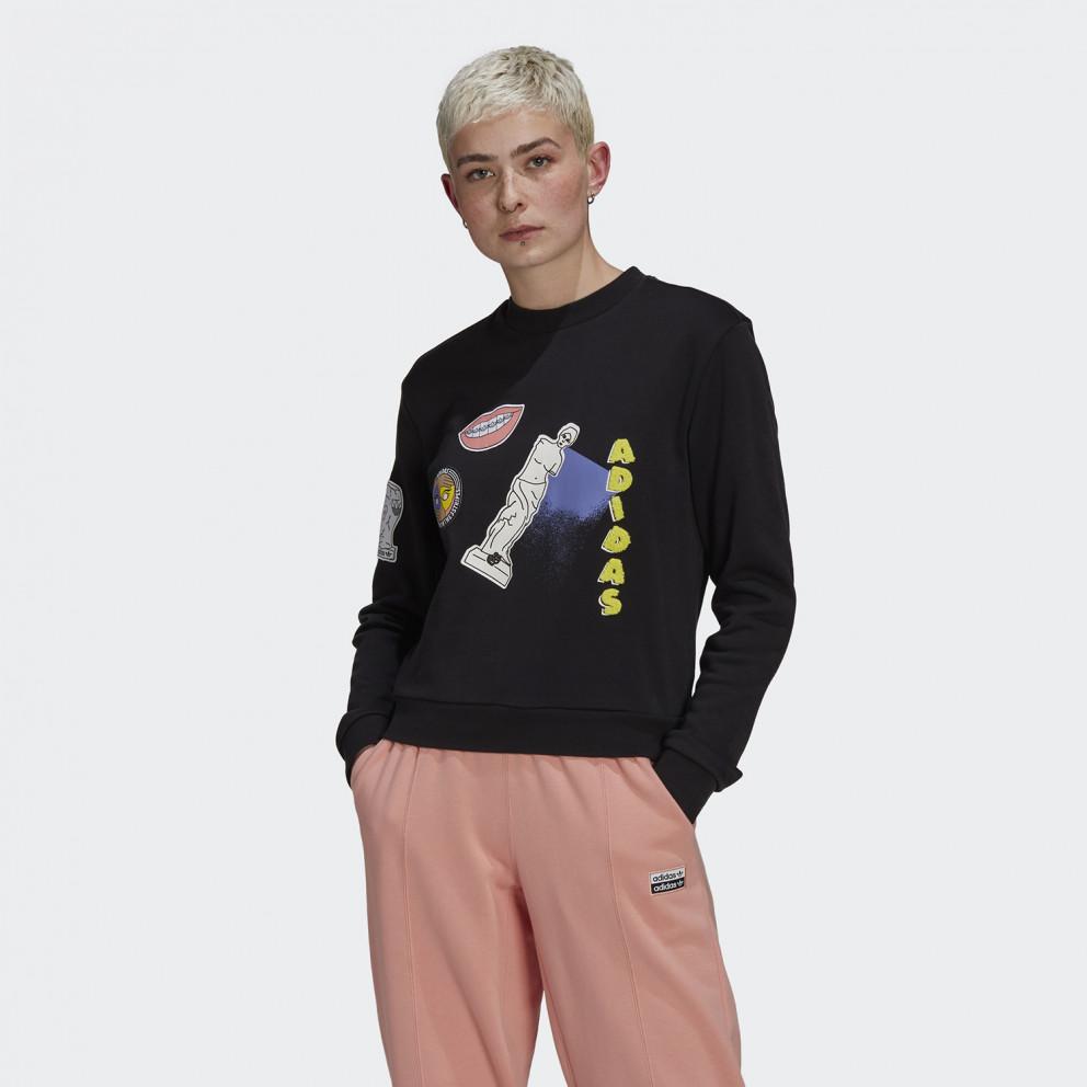 adidas Originals Fakten Γυναικεία Μπλούζα
