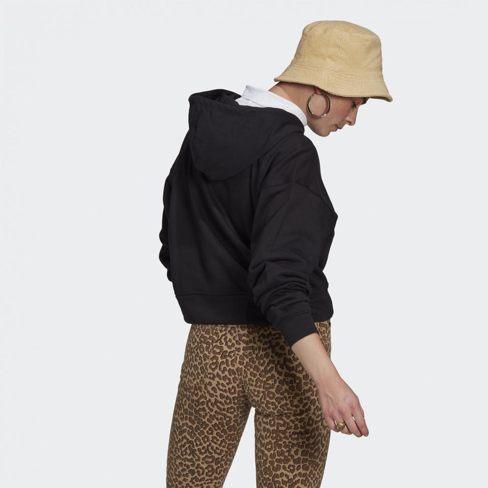 adidas Originals Adicolor Essentials Γυναικεία Μπλούζα με Κουκούλα