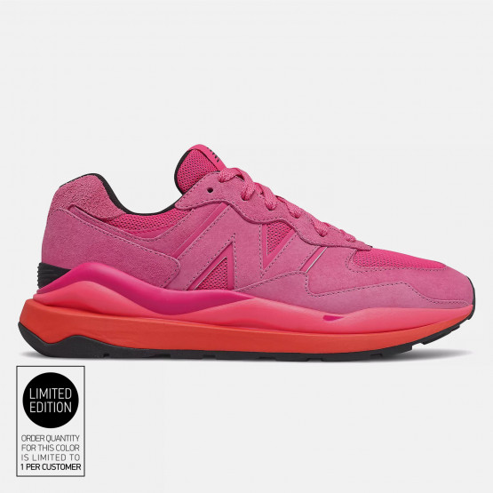 """New Balance 57/40 """"Pink Glo"""" Men's Shoes"""