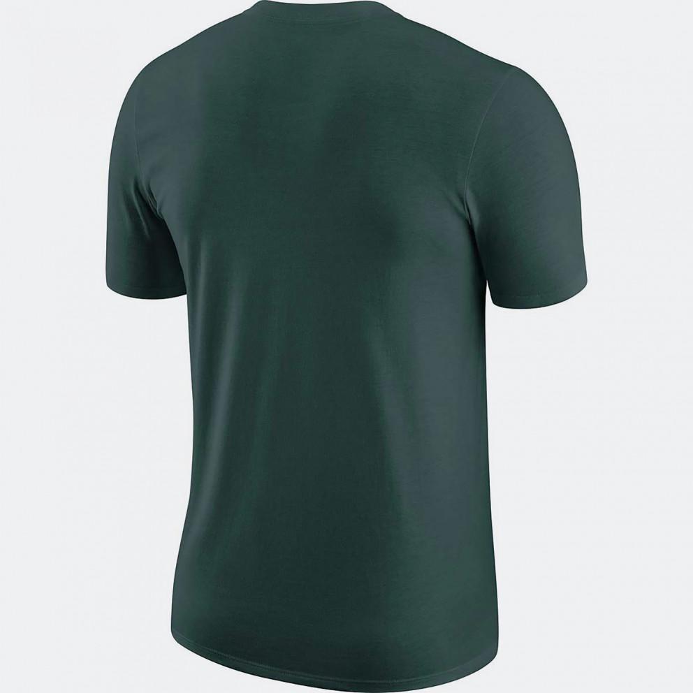 Nike Boston Celtics Dri-FIT Ανδρικό T-Shirt