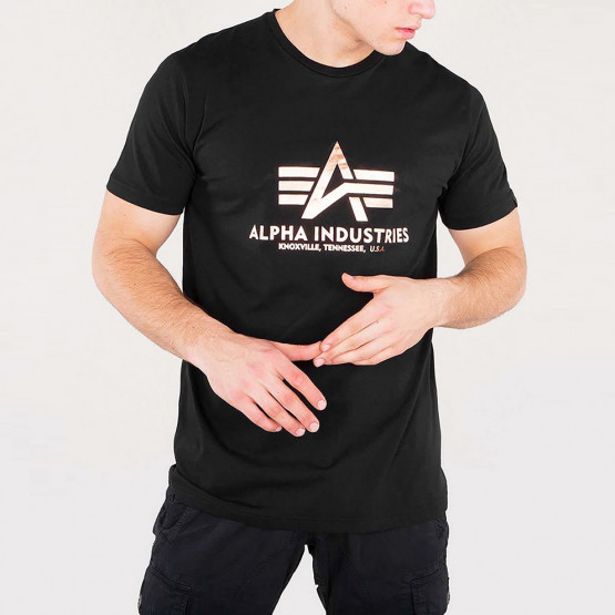 Alpha Industries Basic Foil Men's T-Shirt