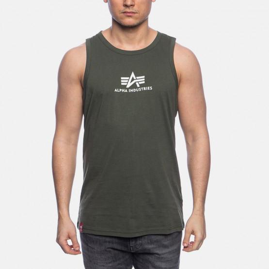 Alpha Industries Basic Ανδρική Αμάνικη Μπλούζα
