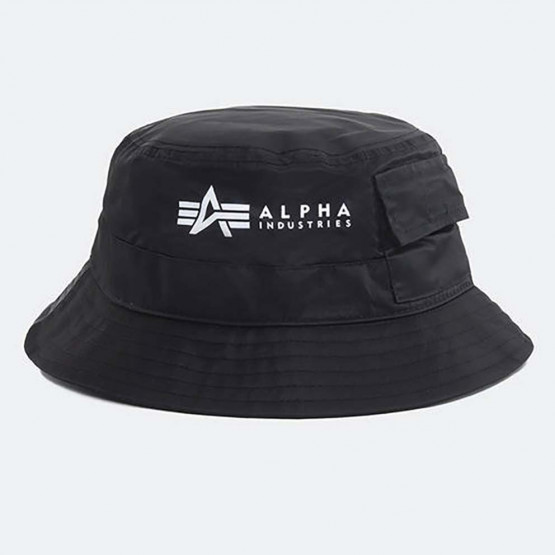 Alpha Industries Utility Bucket Hat