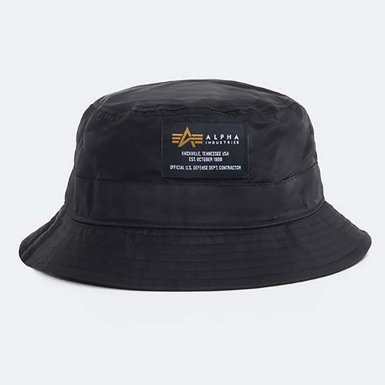 Alpha Industries Crew Bucket Hat