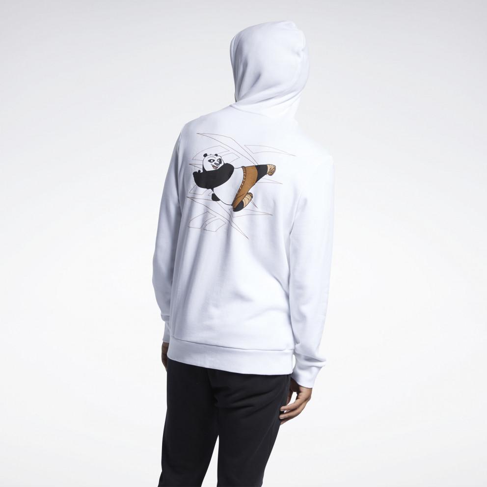 Reebok Classics x Kung Fu Panda Ανδρκή Μπλούζα με Κουκούλα