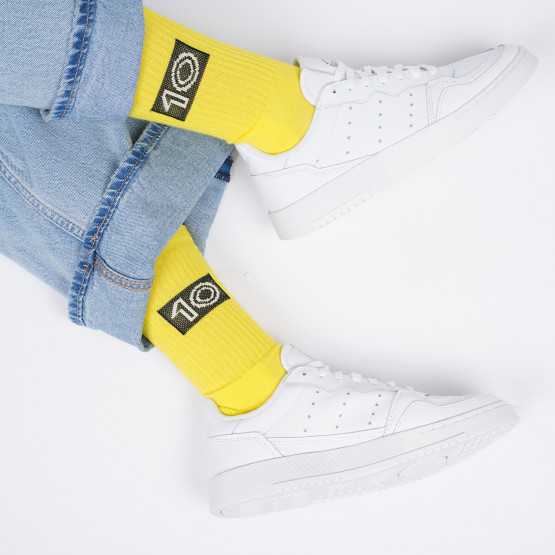 Sneaker10 High Cut Socks Unisex Socks