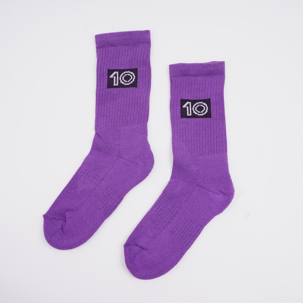 Sneaker10 High Cut Socks Unisex Κάλτσες
