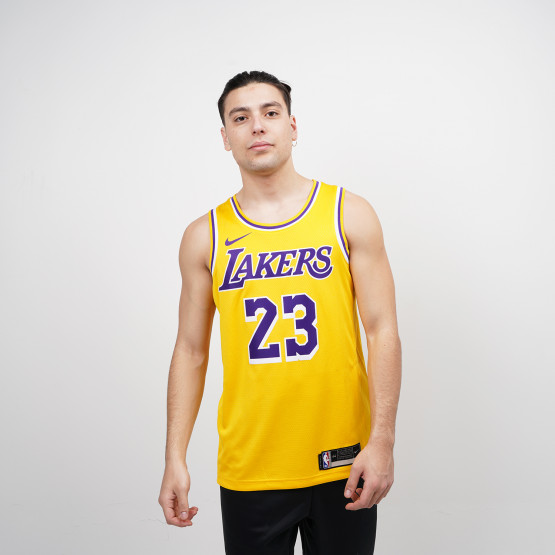 Nike NBA LeBron James Los Angeles Lakers Icon Edition 2020 Jersey