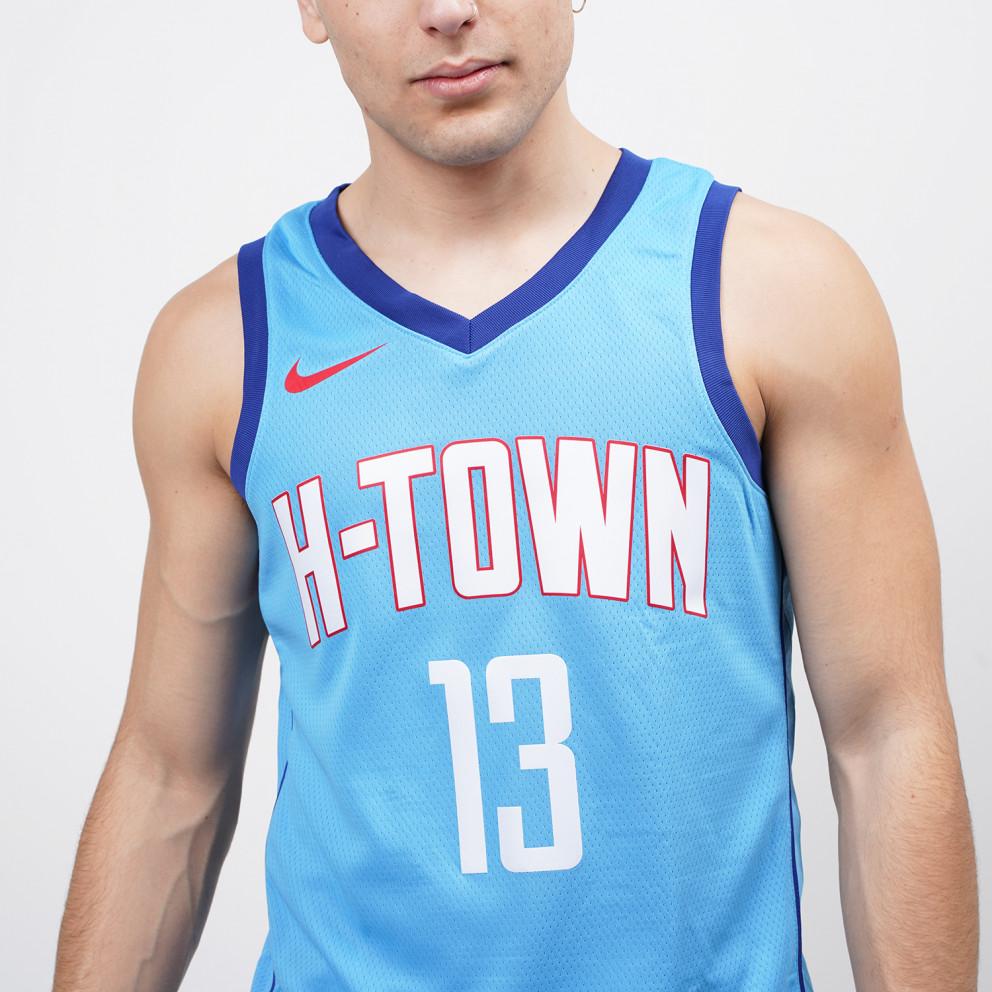 Nike NBA James Harden Houston Rockets City Edition Swingman Men's Jersey