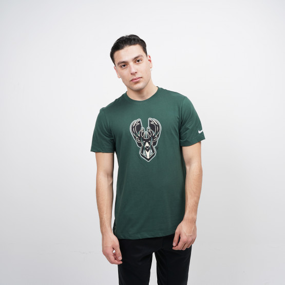 Nike NBA Milwaukee Bucks Men's T-Shirt