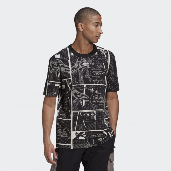 adidas Originals P.Kyle Graphic Men's T-Shirt