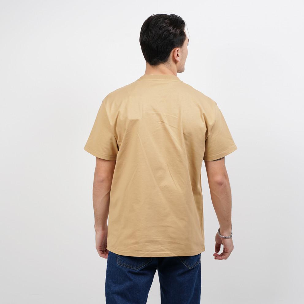 Carhartt WIP S/S American Script Ανδρική Μπλούζα