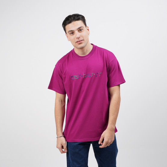 Carhartt WIP Script Ανδρικό T-shirt