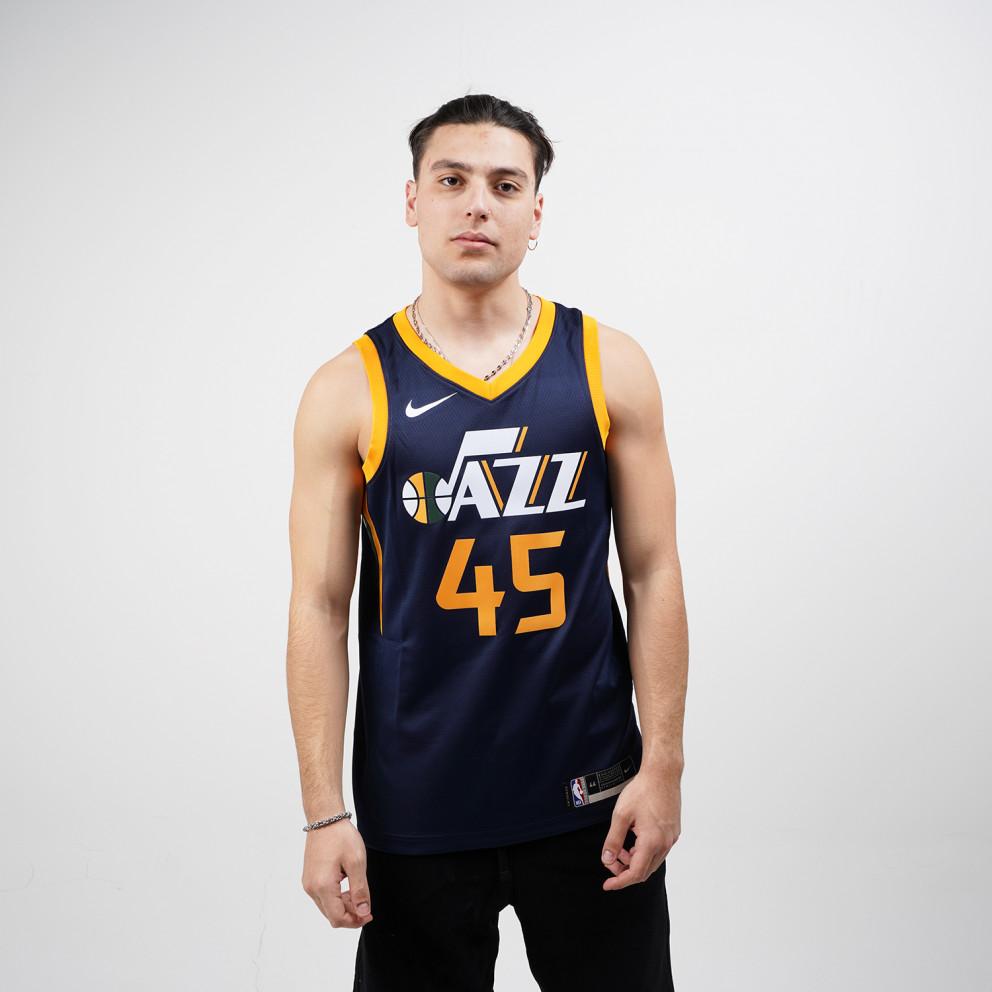 Nike NBA Donovan Mitchell Utah Jazz Icon Edition 2020 Men's Jersey