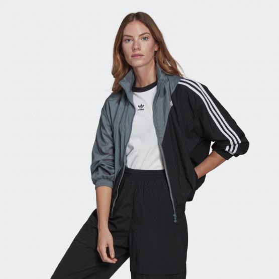 adidas Originals Adicolor Sliced Trefoil Γυναικεία Ζακέτα