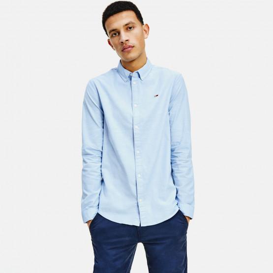 Tommy Jeans Tjm Slim Stretch Oxford Shirt