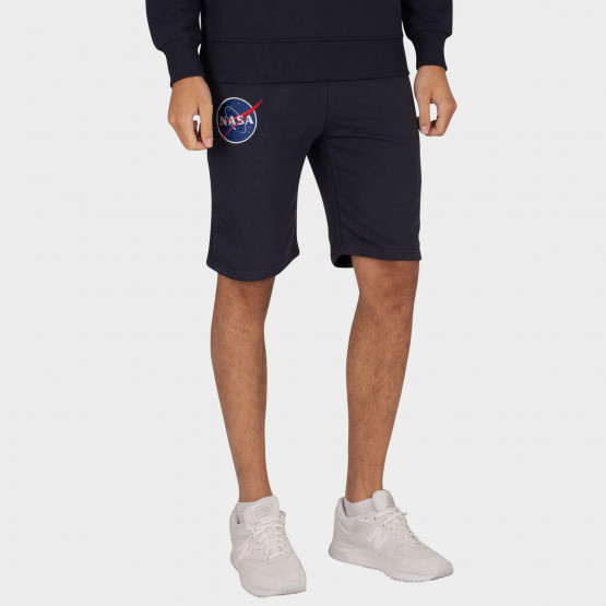Alpha Industries NASA Basic Sweat Ανδρικό Σορτς