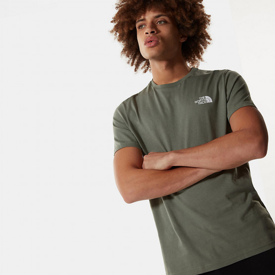 The North Face M S/S Simple Dome Te